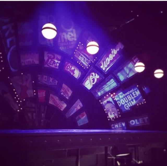 Phoenix Theatre stage
