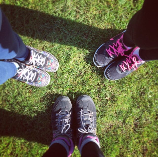 Memory Walk Shoes