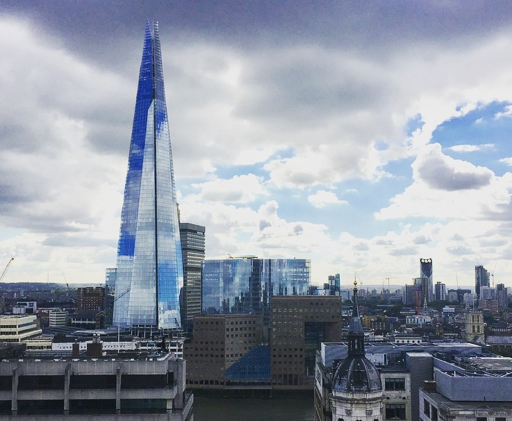 The Shard from distance