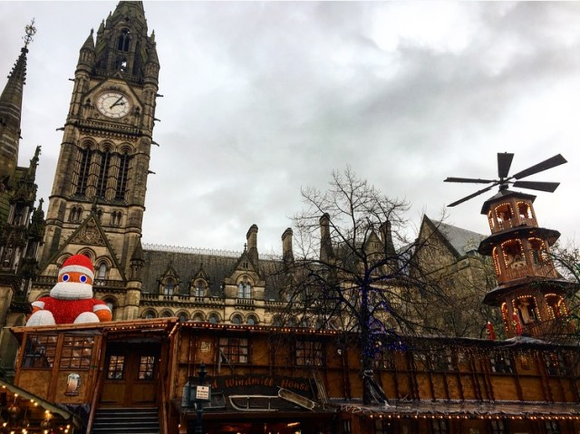 Town Hall Manchester Markets