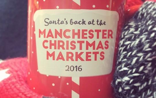 Gluhwein Manchester Markets