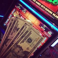 My winnings Las Vegas