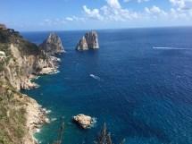 Capri - Faraglioni