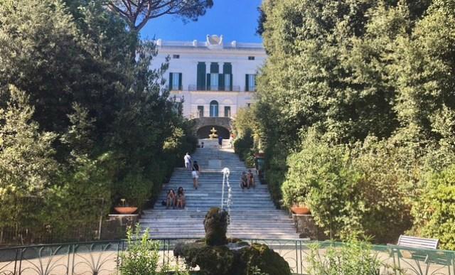 Naples - Vomero - Villa Floridiana