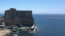 Naples - Castel dell'Ovo