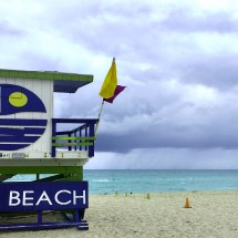 Miami Beach Hut