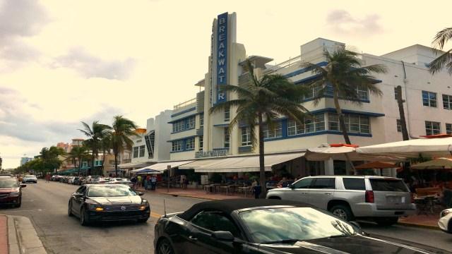South Beach Ocean Drive