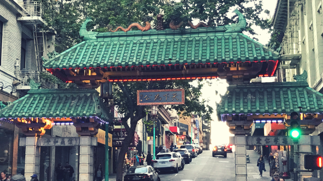 Dragon Gate Chinatown
