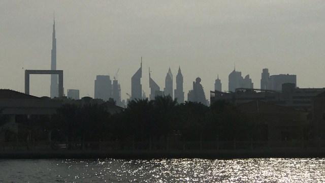 Dubai Landscape