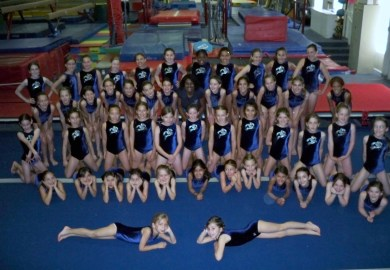 Welcome To Silver Stars Gymnastics