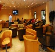 Aspire Lounge serving Terminal 2  Manchester Airport