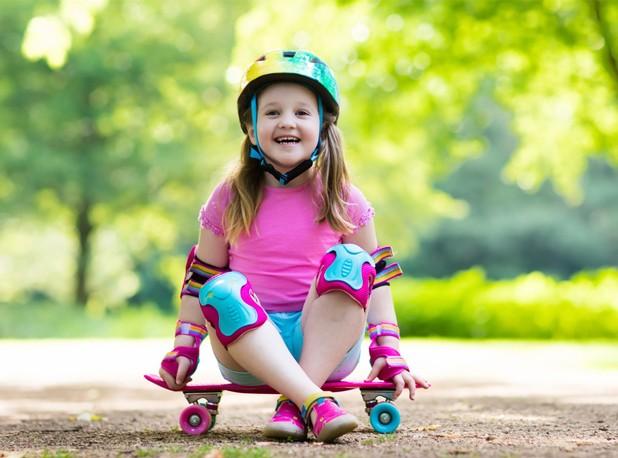 Should I let My Daughter Skateboard?