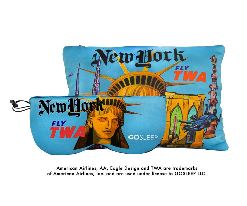 gosleep travel system twa new york