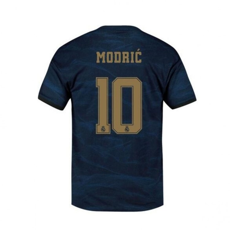 Real Madrid Away MODRIC Soccer Shirts 2019-20