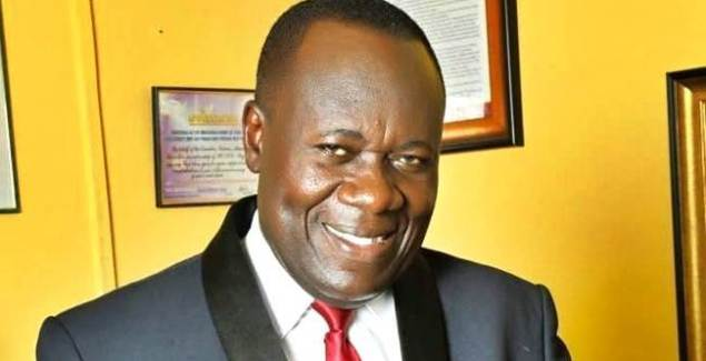 Elder Mireku to Gospel Artists, be humble to succeed in ministry