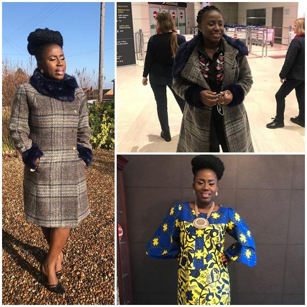 Diana Antwi Hamilton fashion