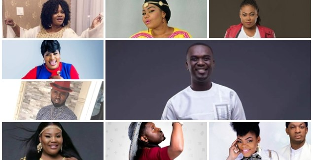 Ghana Music Awards Uk GM Awards UK Nominees 2018