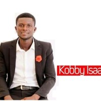 Kobby Isaac Crazy for Jesus