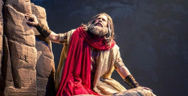Moses to Hit Theaters Movie Takes Bible Hero Off Pedestal