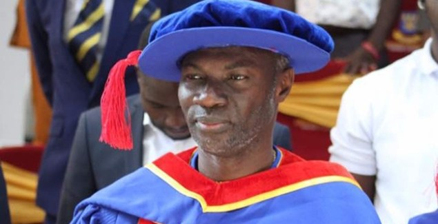 Prophet Badu Kobi Receives Another Doctorate Degree