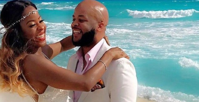 james fortune gets married