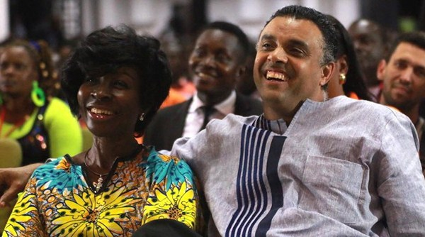 Bishop Dag and Lady Rev Adelaide