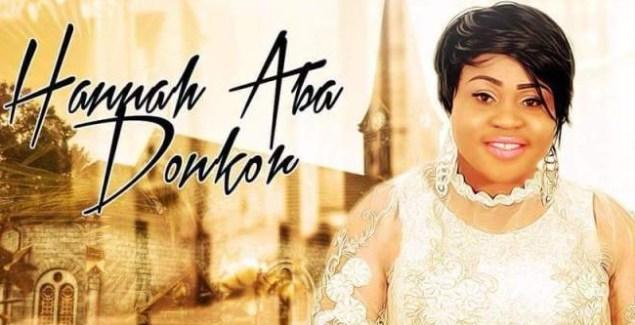Hannah Aba Donkor Boafo Ne Awurade Music Download
