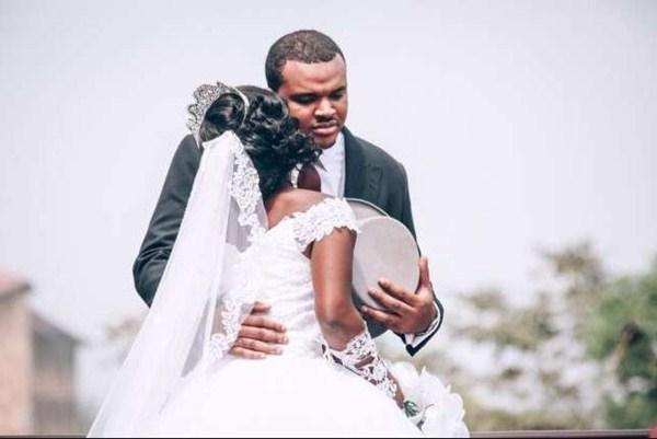 Joshua Mills and Wife