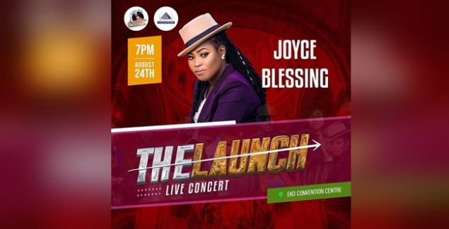 Joyce Blessing Set To Storm Nigeria