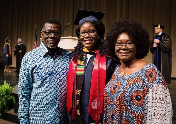 Mensah Otabil Wife and Daughter