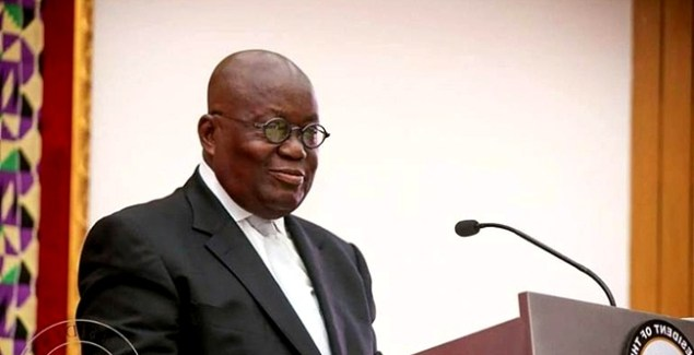 Akufo Addo Backs Calls to Tax Churches