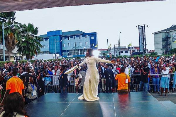 Ohemaa Mercy Tehillah Experience