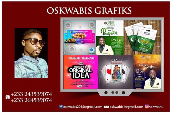 Oskwabis Designs Taking over in Ghana
