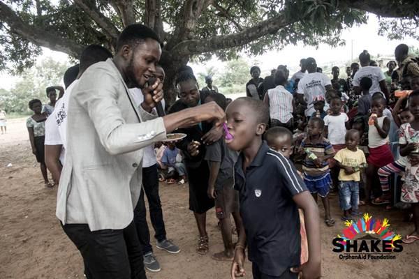 Shakespeare Shakes OrphanAid foundation
