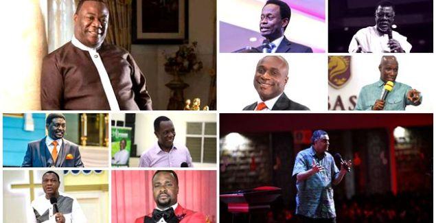 Top 10 Most Active Ghanaian Pastors On Social Media