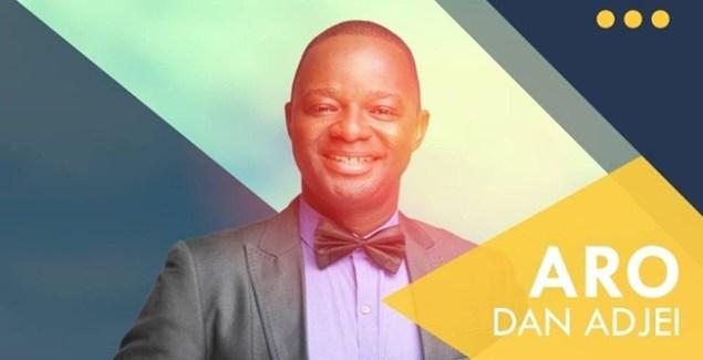 Customs Officer Dan Adjei Hits the Airwaves