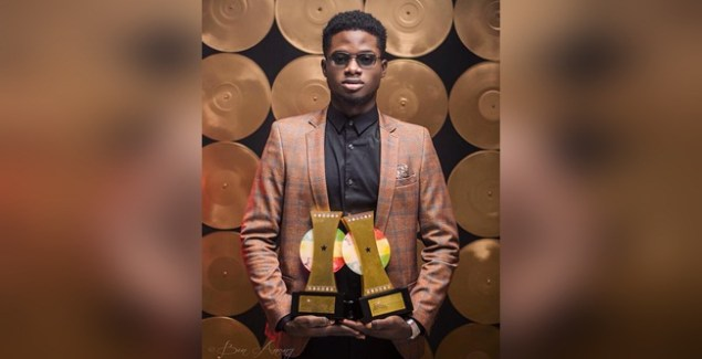 My Songs are Used in Churches - Kuami Eugene