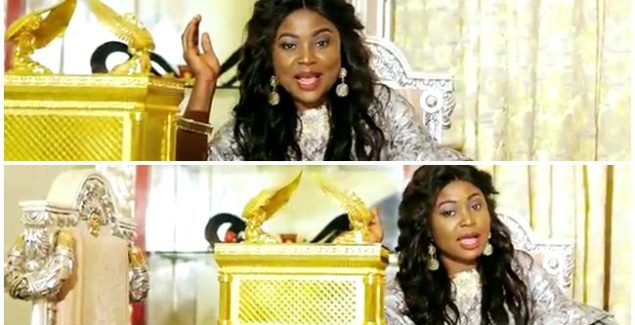 Mabel Okyere ft Brother Sammy - Ode Aba Official Music Video