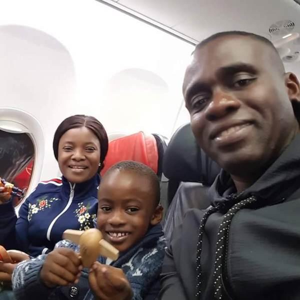Ohemaa Mercy - Top 7 Ghanaian Gospel Musicians & Family (4)