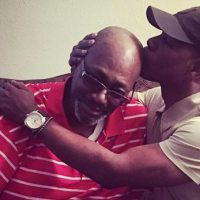 kirk franklin forgives dying father who had him adopted