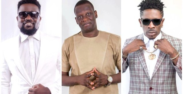 Lord Kenya Fires Sarkodie & Shatta, Advices Them to Stop Beefing