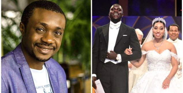 Nathaniel Bassey on Absence of Pastor Chris Ex-wife