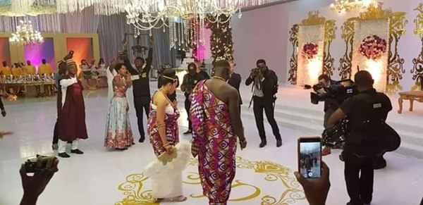 Sharon Oyakhilome Marries Philip Frimpong