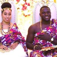 Sharon Oyakhilome Marries Philip Frimpong
