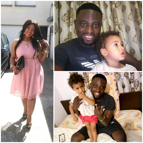 Brother Sammy Shares Adorable Photos of Wife and Son