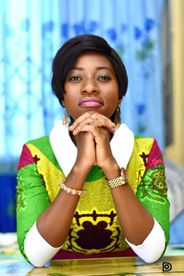 Meet Emerging Contemporary Ghanaian Gospel singer - MaaDwoa
