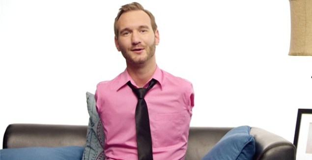 Nick Vujicic - Faith in Action (Devotion)