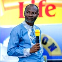 Prophet Badu Kobi Claims His Junior Pastor Caught Was Set Up