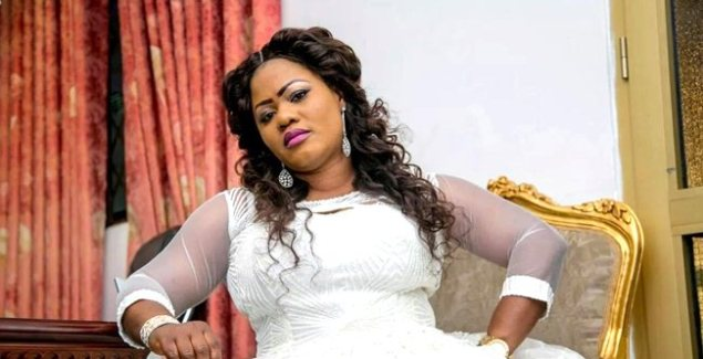 Rev Eastwood Anaba Admonished Me to Go Back to School - Rev Obaapa Christy
