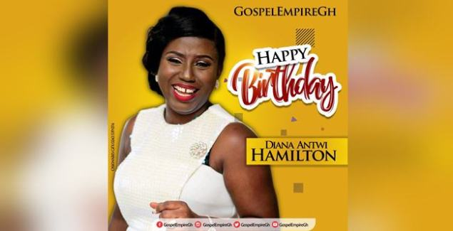 Diana Antwi Hamilton Celebrates Birthday